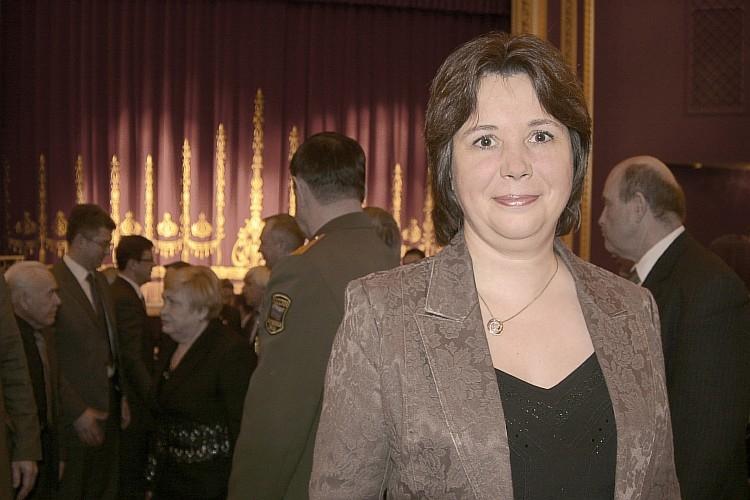 galina yurievna gagarina - photo #1